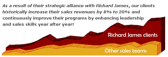 Increased sales revenues